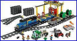 2014 Lego Citytrains Set #60052 Cargo Train New In Box Xmas Rare