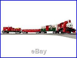 6-82545 SANTA'S HELPER CHRISTMAS LIONCHIEF TRAIN SET Lionel