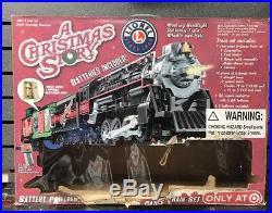 A Christmas Story G-Gauge Train Set Used Ships Fast