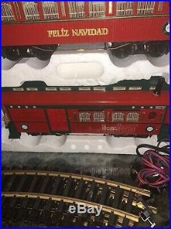 Aristo Craft Train Set G Scale Art-28125 Christmas edition / remote control