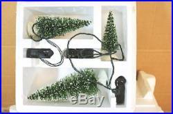 BACHMANN HO ON30 HAWTHORNE VILLAGE THOMAS KINKADE CHRISTMAS TRAIN SET nr