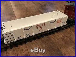 BACHMANN The Night Before Christmas Electric Train Set please read