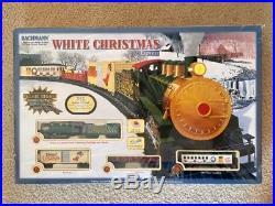 BACHMANN White Christmas Express HO Scale Train Set NIP