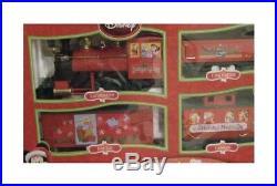 BRAND NEW Disney Battery Operated Christmas Train Set