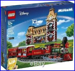 BRAND NEW LEGO 71044 Disney Train & Station Exclusive Holiday Christmas