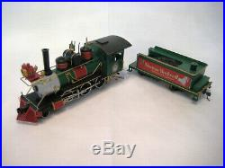 Bachman, Norman Rockwell Christmas, HO gauge Train set with many extras, RARE