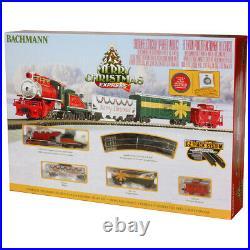 Bachmann 24027 Merry Christmas Express Train Set N Scale