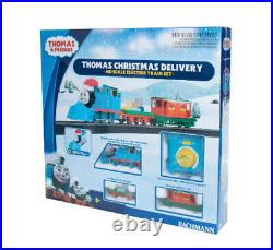 Bachmann 755 HO Scale THOMAS CHRISTMAS DELIVERY SET