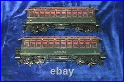Bachmann G Scale Christmas Passenger Train Set