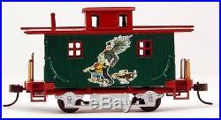 Bachmann HO Scale Train Set Analog A Norman Rockwell Christmas 00741