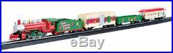 Bachmann HO Yuletide Special Christmas Train Set 00664 NIB NEW Bachman H-O