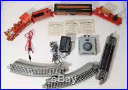2e46eadc8 Bachmann Hawthorne Village Budweiser Christmas Holiday Express HO Train Set
