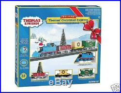 Bachmann Ho Thomas' Christmas Express Train Set 00721