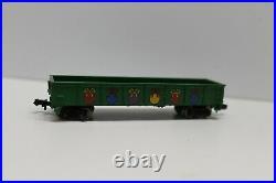 Bachmann N Scale White Christmas Express Train Set of 5