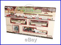 Bachmann Norman Rockwells American Christmas Ready To Run Electric Train Set