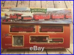 Bachmann On30 Christmas Train Set, Home for the Holidays, no. 25021
