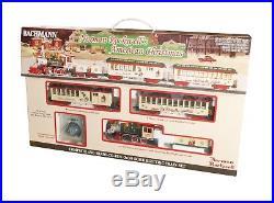 Bachmann On-30 Norman Rockwell's American Christmas Train Set New NIB 25023