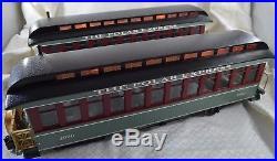 Bachmann POLAR EXPRESS G-Scale Big CHRISTMAS TRAIN SET 90036 Box, Bell. No Track