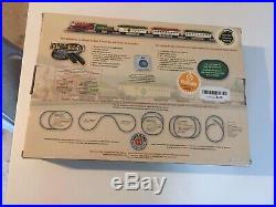 Bachmann-Spirit of Christmas Train Set N Scale New In Box