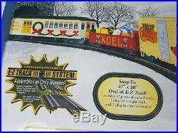 Bachmann White Christmas Train Set NiB Model 00609