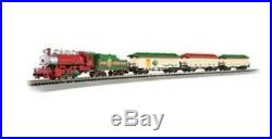 Bachmann Williams BAC24017 Spirit Of Christmas Electric Train Set with E-Z Track