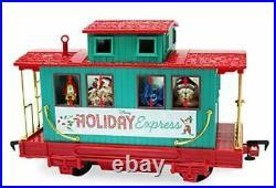 Brand New 2020 Disney Store Mickey & Friends Christmas Holiday Toy Train Set