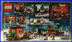 Brand New Lego Creator Winter Holiday Train Christmas 10254