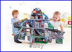 Christmas Gift Electric Train Set Kids Educational Toys Children Toddler