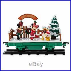 Disney Christmas Train Set 30 piece, Disneyland Paris Original N2469