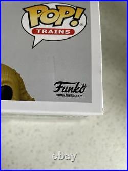 Funko Pop Nightmare Before Christmas Train Full Set With NEW Clown + Bonus Jack