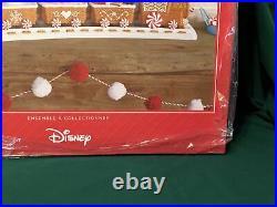 Hallmark 2016 Disney Christmas Express Collector's Train Set SE REPAINT