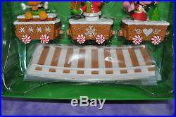 Hallmark 2016 Disney Christmas Express Train Collector's set Special Edition NIB