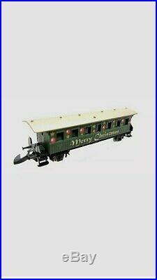 Hammacher Märklin Z ga 81846 Christmas 1220 Mini Electric Train Set