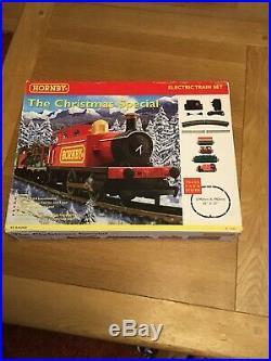 Hornby Christmas Special R1046 Train Set Wagon Original Box