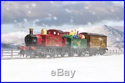Hornby R1210 Santa's Express Christmas Train Set OO Gauge New Sealed
