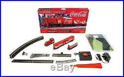 Hornby The Coca-Cola Christmas Train Set R1233 Free Shipping