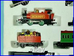 Hornby'oo' R1046'the Christmas Special' 1st Issue Xmas Train Set Rare