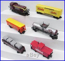 K-Line 1990 Hershey's O Scale Train Set. Mint! Great for Christmas