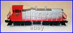 K-line K-1119 027 Scale Coca Cola Christmas Holiday Diesel & Freight Train Set