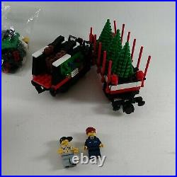 LEGO 10173 Holiday Christmas Train Set Incomplete 2006 (Read Description) WithBOX
