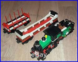 LEGO 10173 Holiday Train Zug Eisenbahn Christmas Winter Lok inl. Waggons
