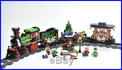 LEGO 10254 Creator Expert Winter Holiday Train Christmas Set