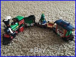 LEGO 10254 Creator Expert Winter Holiday Train Christmas Set 734 Pcs 100% NO BOX