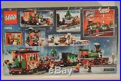 LEGO 10254 Creator Winter Holiday Train Great Christmas Present BNISB