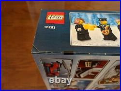 LEGO 10263 2018 Creator Christmas Winter Village Fire Station New Factory Sealed