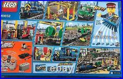 LEGO 60052 CITY CARGO TRAIN. MIB. 888 pieces RETIRED/ GR8 4 CHRISTMAS