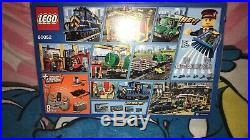 LEGO 60052 City Cargo Train Set Retired NEW Sealed Perfect for Christmas