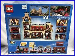LEGO 71044 Disney Train and Station FACTORY SEALED&FREE SHIPPING