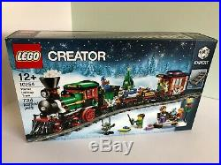 LEGO Creator Expert Set Christmas Winter Holiday Train (10254) New + Sealed