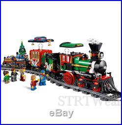 LEGO Creator Train Toys Kids 10254 Winter Holidays Construction Set Expert NEW